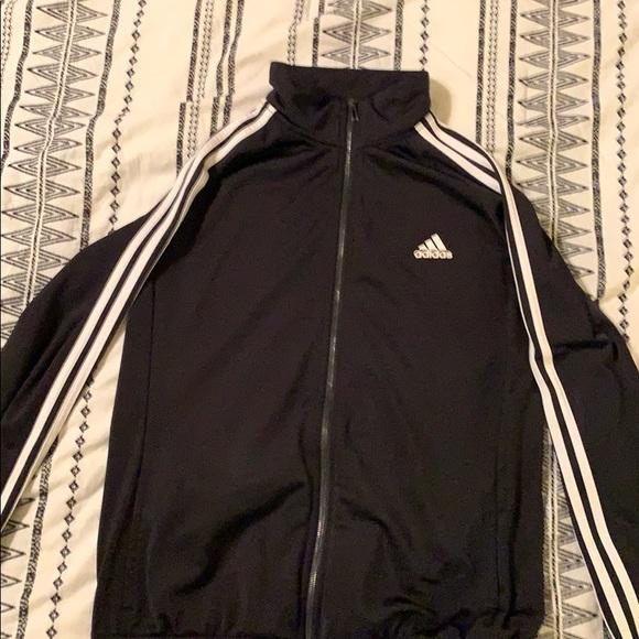 adidas Jackets & Blazers - Adidas running jacket.